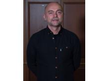 Gunnar Svensén, en del av Writers Room och författare till Julkalendern 2018, Foto: Oskar Eklind