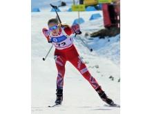 Emilie Kalkenberg, sprint ungdom kvinner, junior-vm 2016
