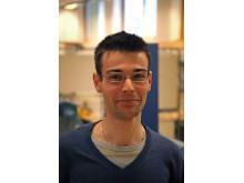 Maxime Baudette, forskare vid KTH.