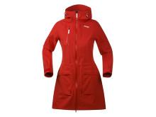 5025 Hella Coat - Red