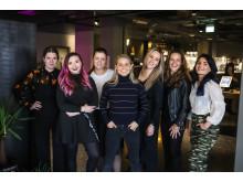 Power Ladies på Comfort Hotel Kista