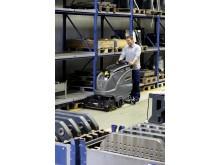 B 80 W - Applikasjonsbilde Industri