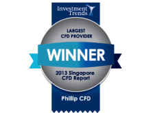 Largest CFD Provider 2013 - Phillip CFD