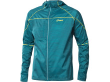 ASICS M'S FUJI PACKABLE JACKET_Cool Teal Wood Print_AW14_110555_2037