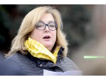 Administrerende direktør i IKEA Norge Clare Rodgers