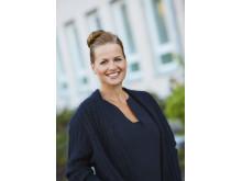 Lena Molund-Tunborn, chef för distrikt Väster på Bostads AB Poseidon