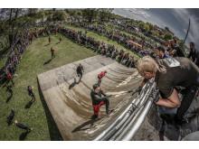 Tough Viking Hagaparken 2015