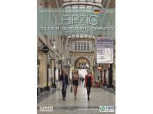 Cover Gästeführer LEIPZIG Erleben. Genießen. Einkaufen 2015