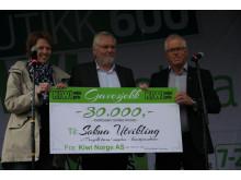 30.000 kroner til Sokna Utvikling