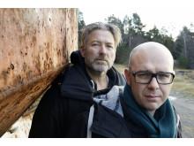 Anders Gustafson och Johan Kant