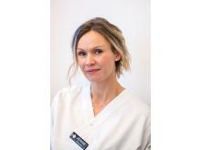 Jennie Kilstam, biträdande chefsbarnmorska BB avdelning 25