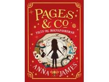 Tilly og bogvandrerne af Anna James