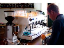 En perfekt kopp kaffe kräven en perfekt inställd maskin