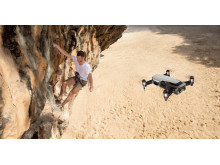 Mavic Air_climbing