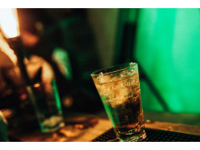 "Der Drink zum Event ""Jameson & Ginger Ale""."