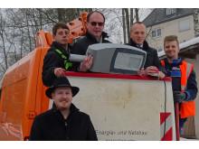 Steinbach geht bei LED-Beleuchtung voran