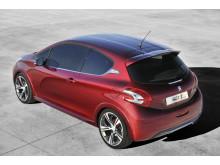 208 GTi koncept