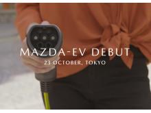Mazda elbil i Tokyo