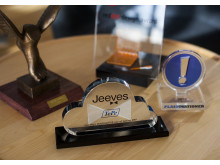 TePe belönat med Jeeves Innovation Award