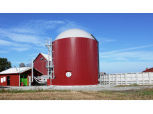 Frötorps biogasanläggning