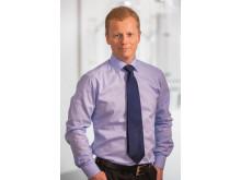 Claes Seldeby, som er adm. direktør og koncernchef for Ostnor AB