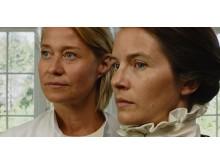 Psykosia. Fra venstre: Trine Dyrholm og Lisa Carlehed