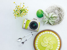 Pentax K-S1 Sweet Collection, Lime Pie