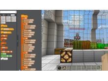 Minecraft Code Builder
