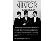 Viktor And The Blood - releasefest