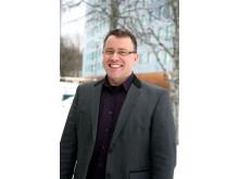 Thomas Thunblom förvaltningsdirektör Fastighet och service, Region Uppsala