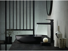 Trend No. 4: Black - Surface finish Matt Black from Hansgrohe