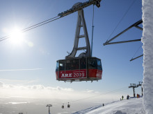 Kabinbanan i Åre - The Åre Cable-car