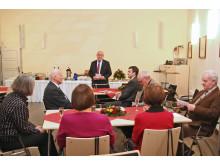 20 Jahre Seniorenseminar an der Technischen Hochschule Wildau / Festsitzung des Wissenschaftlichen Beirates