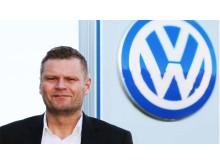 Mads Ries Lauvring er udnævnt til direktør for Volkswagen Danmark (personvogne)
