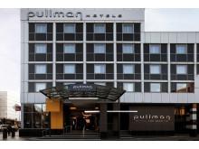 Facade Pullman London St Pancras