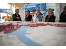 Stadens paviljong - Volvo Ocean Race