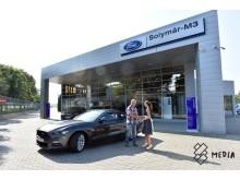 Átadták az első új Ford Mustangot
