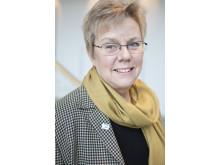 Elizabeth Bergsten Nordström – ny ordförande i Bröstcancerföreningarnas Riksorganisation, BRO