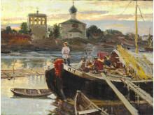 Abram Efimovich Arkiphov: Sommeraften