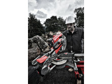 Milwaukee M18 FUEL 254 mm kapp/gjærsag