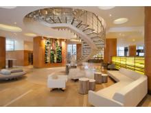 Westin Warsaw - Lobby Vertical Garden