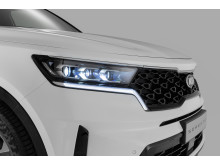 Kia Sorento_Front grille with headlights - Copy