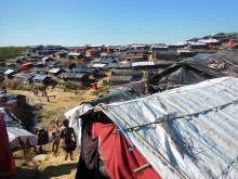 Flyktingläger Bangladesh