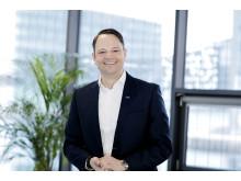 Mark Meier, vd för BASF Nordic/Baltic.