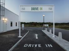 Drive In på Preem