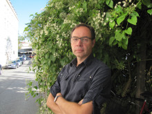 Peppe Alfiero - kanalchef P4 Blekinge. Foto: Ingrid Elfstråhle/Sveriges Radio Blekinge