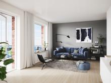 SeaU Helsingborg: vardagsrum
