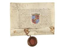 Per Brahes adelsbrev