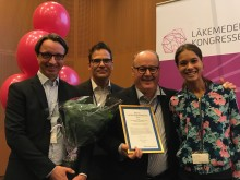 Pfizer och BMS prisas för Bästa Patientinformation
