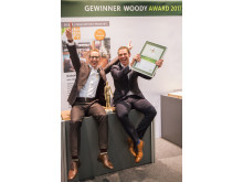 Innovatives Produkt: Woody Award für Kebony